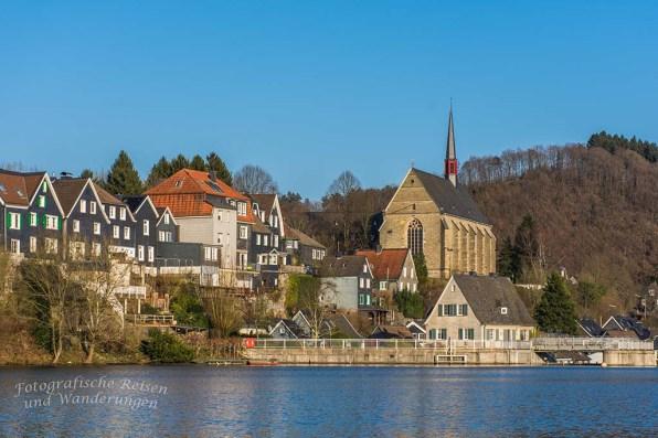 Blick auf Beyenburg