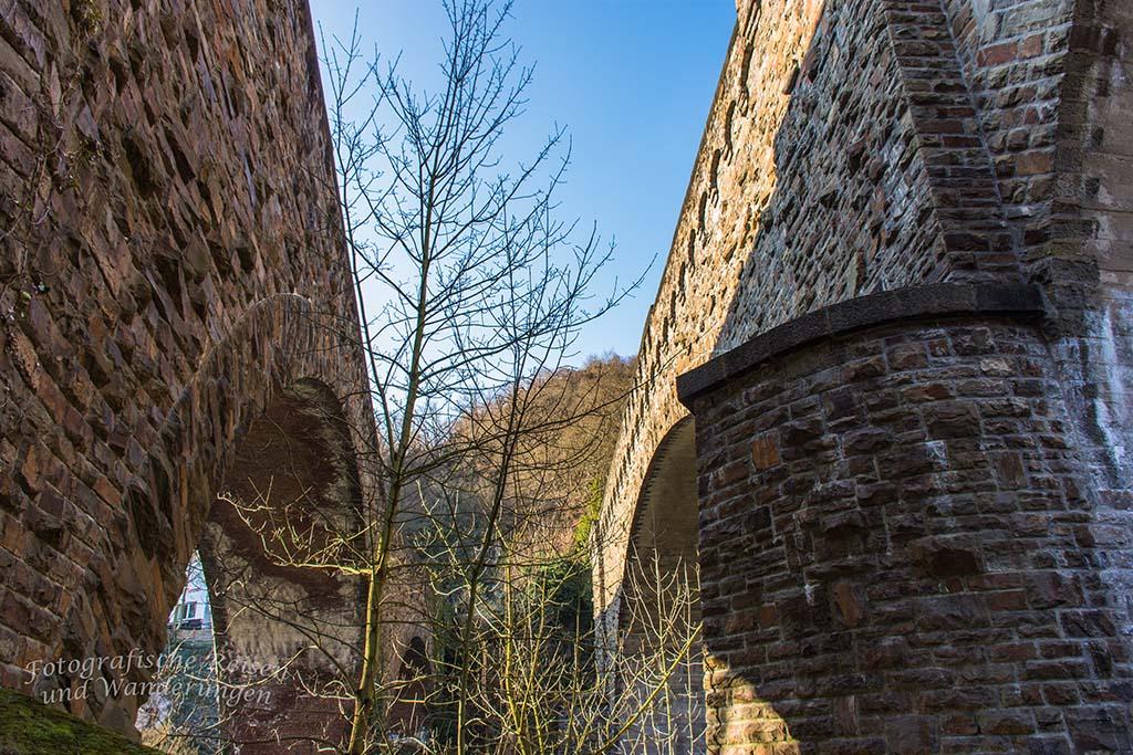 Aussichten und eine Burgruine an der Ahr (34)