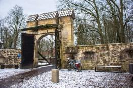 Burg Vischering- Toranlage