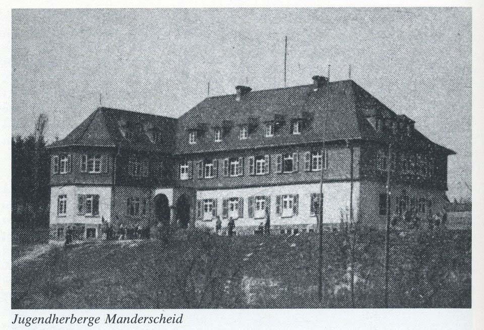 Jugendherberge Manderscheid (1927)