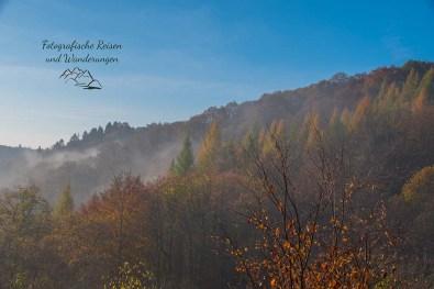 Herbststimmung im Bergischen Land