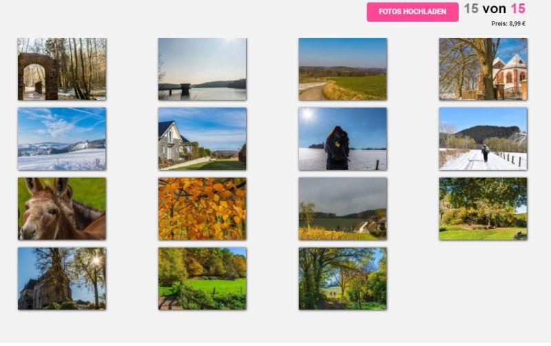 Fotoabzüge bei MyPostcard