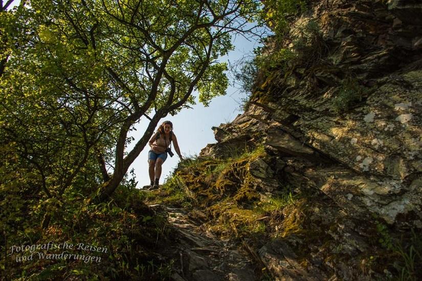Kletterpratie Tanja