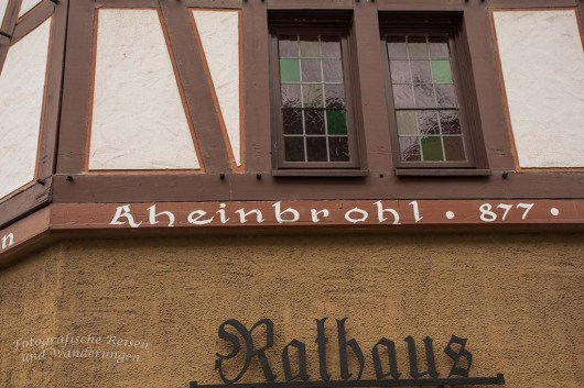 Altes Rathaus Rheinbrohl aus 877