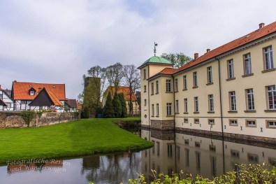 Schloss Westerholt und Historische Altstadt