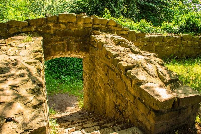 Ruine Neue Isenburg