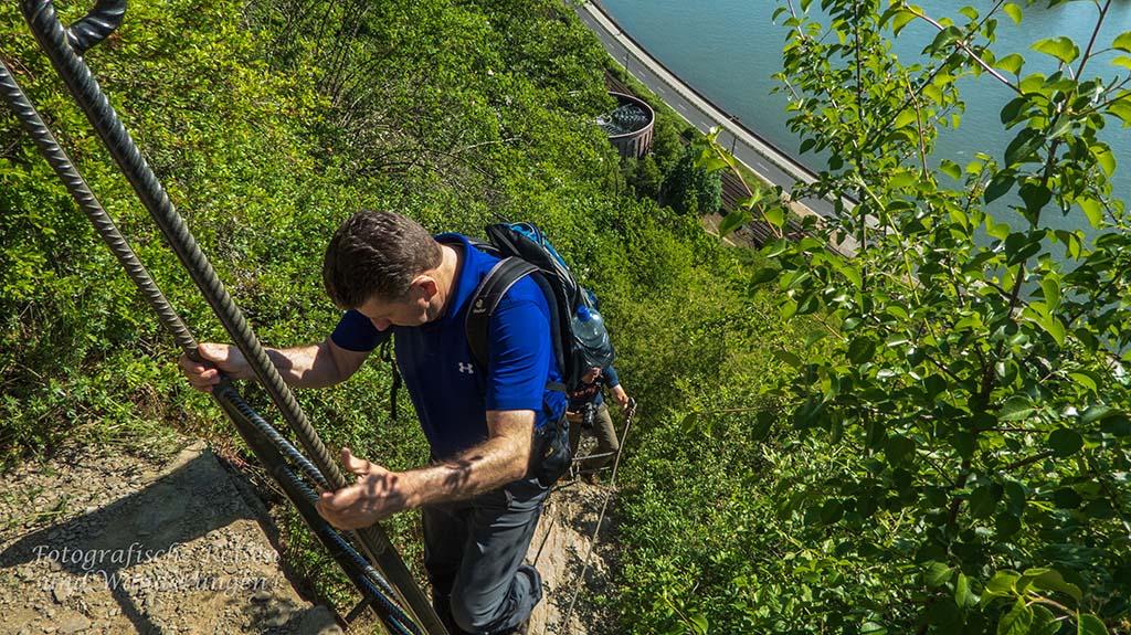 Klettersteig Mittelrhein : Revier mittelrhein klettersteig boppard schöne tour um die ecke