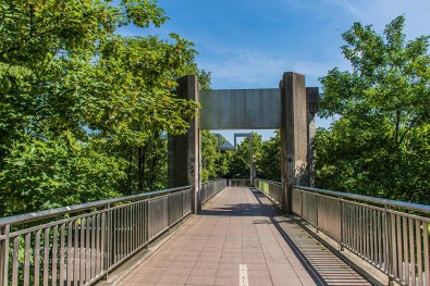Brücke über die B 223