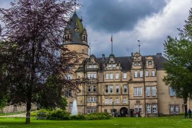 Fürstliches Residenzschloß Detmold