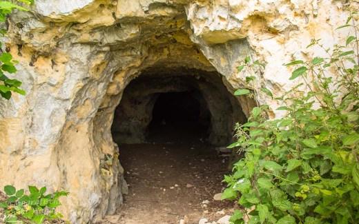 Bunker und Höhlen bei Maastricht