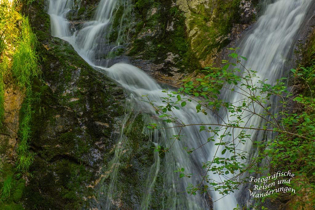 Wasserfälle Allerheiligen und Klosterruine Allerheiligen