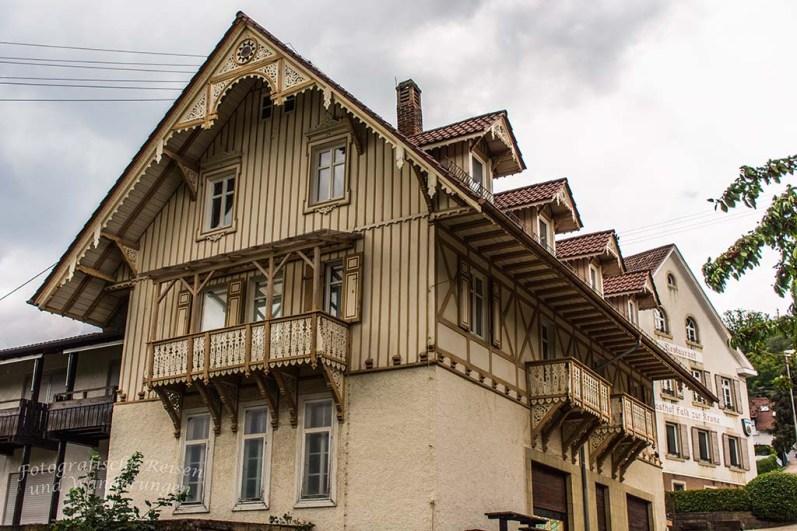 Sehr schöne Häuser in Ebersteinburg
