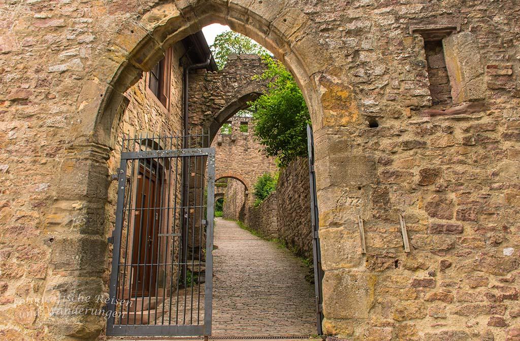 "Eingangstor ""Altes Schloss"""