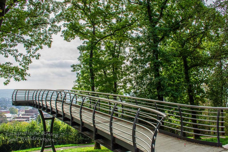 Skywalk Wuppertal Nordpark
