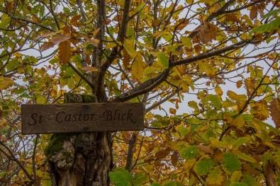 Was erwartet uns am Castor-Blick?