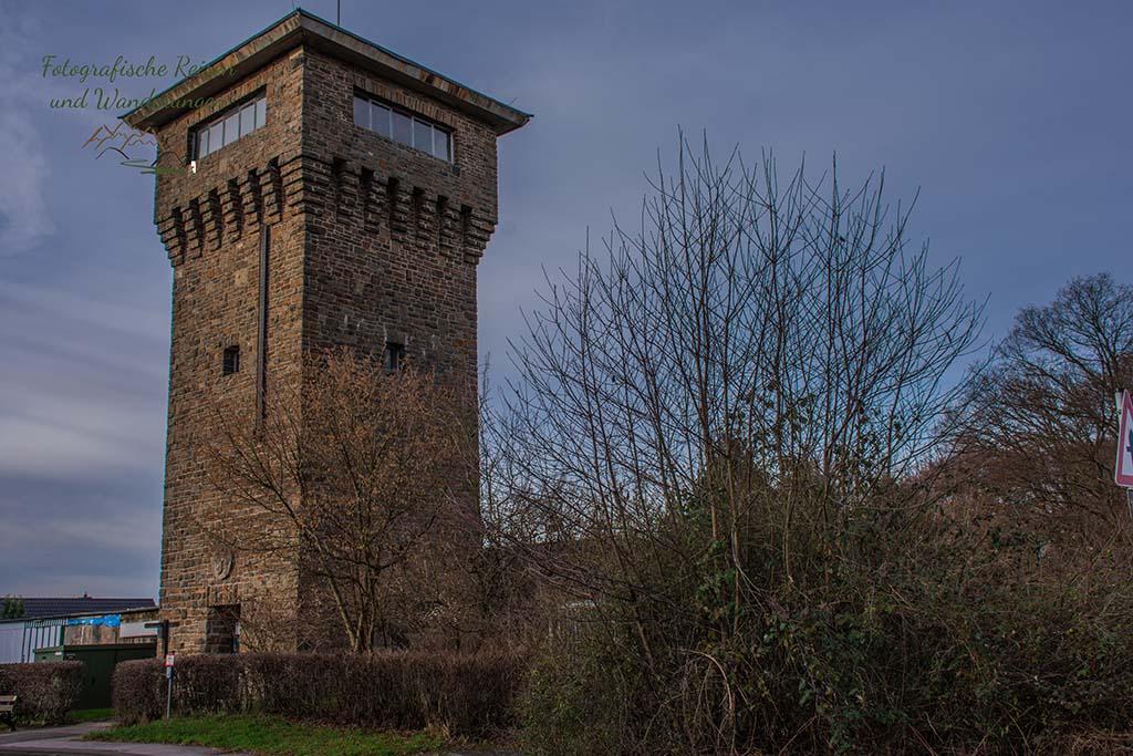 Hindenburgturm - Alter Wasserturm Ketzberger Höhe
