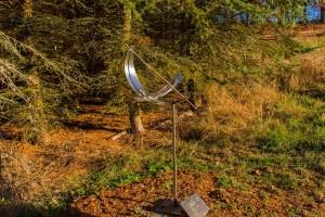 Die Sonnenuhr im Westerwald