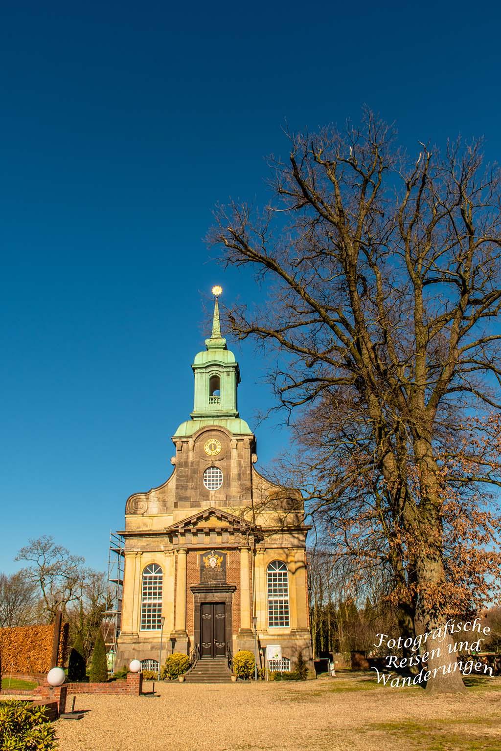 Schlosskirche Diersfordt 1774