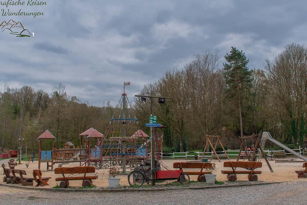 Freizeitpark Friesenrath - Eifelsteig Etappe 1