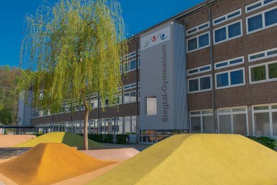 Siegtal Gymnasium Eitorf - Erlebniswege Sieg