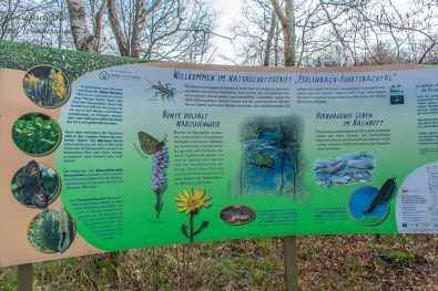 Informationen zum Naturschutzgebiet Furthsbachtal