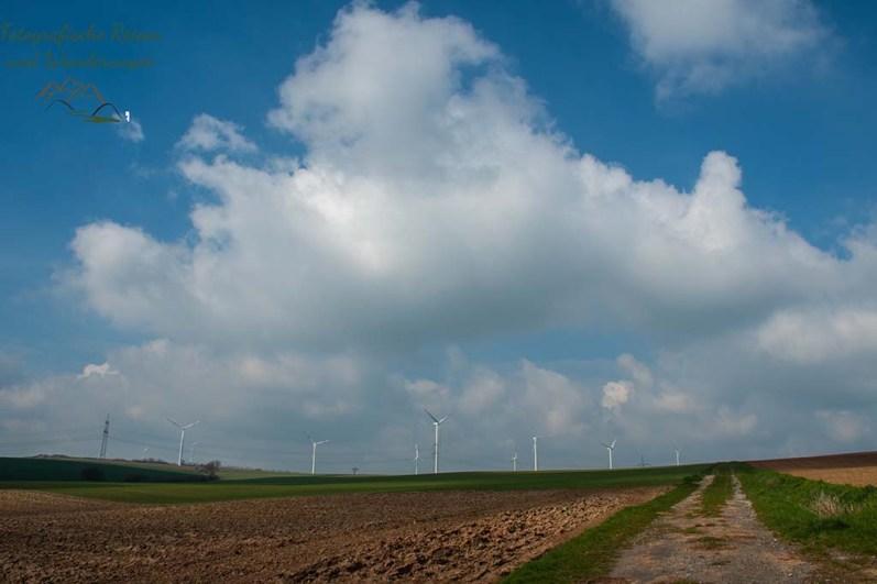 Wolkengespinste