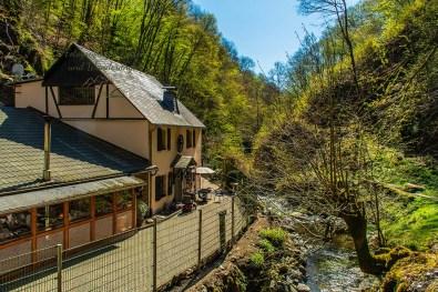 Browelsmühle - Wandern an der Wilden Endert