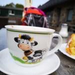Kaffee und Kuchen am Molke Haus