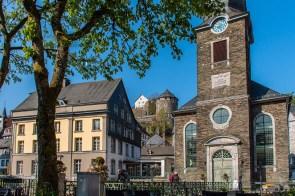Evangelische Stadtkirche Monschau