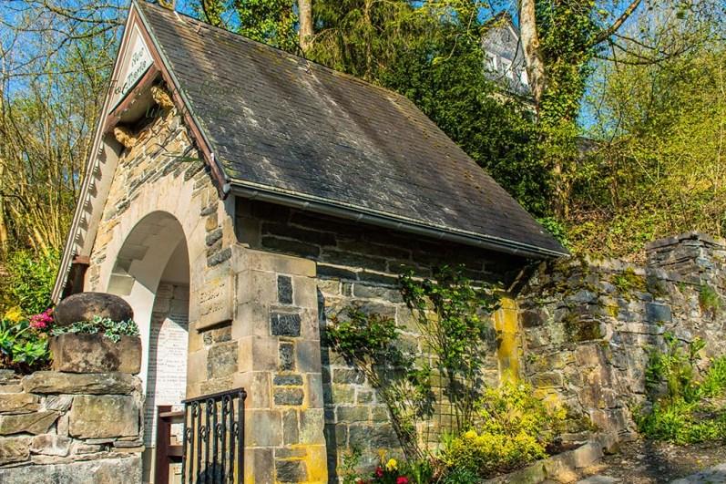 Marienkapelle an der Burg Monschau