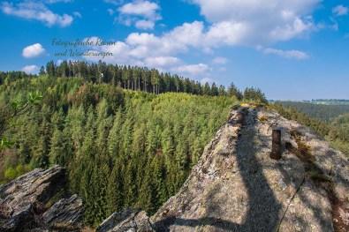 Engelsley - Eifelsteig zwischen Monschau und Einruhr