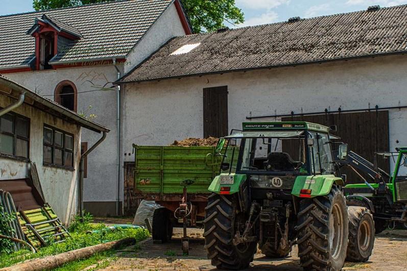 Ein Bauernhof