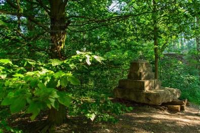 Skulpturen-Wald Rheinelbe in Gelsenkirchen