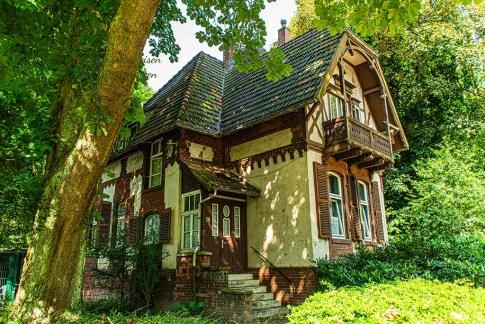 Gärtnerhaus-Grüne Oasen im Ruhrgebiet - Von Wedelstaedt Park