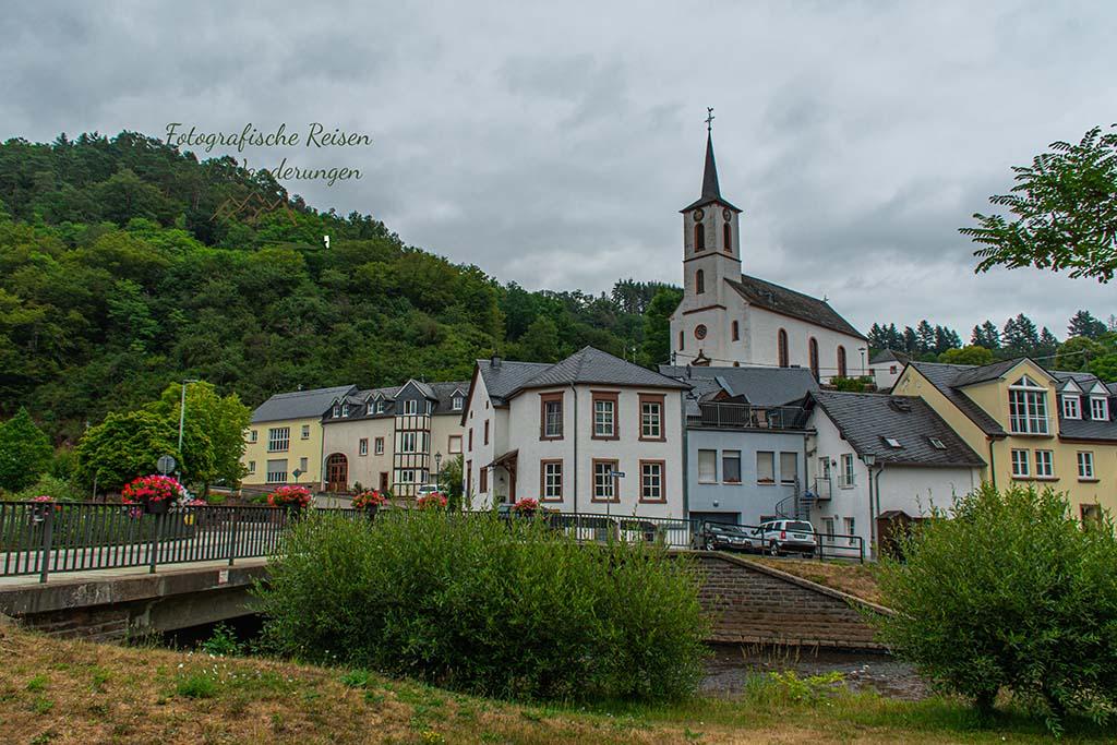 Pfarrkirche Kirche Sankt Rochus Bruch