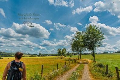 Jahrhundertweg Monschau - Wanderwege in der Eifel