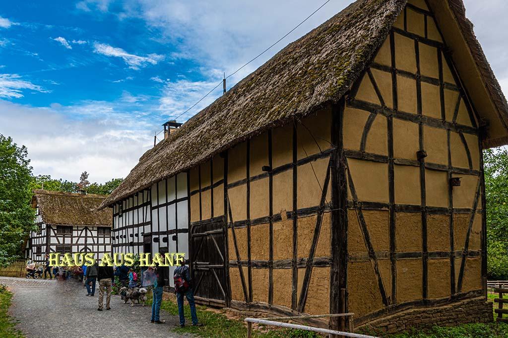 Haus aus Hanf - LVR Freilichtmuseum KommernHaus aus Hanf - LVR Freilichtmuseum Kommern