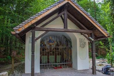 Höllkapelle (Kapelle hl. Jakob in der Klamm)