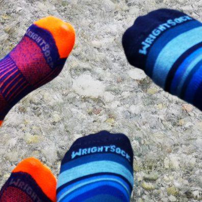 Das Socken-Duett