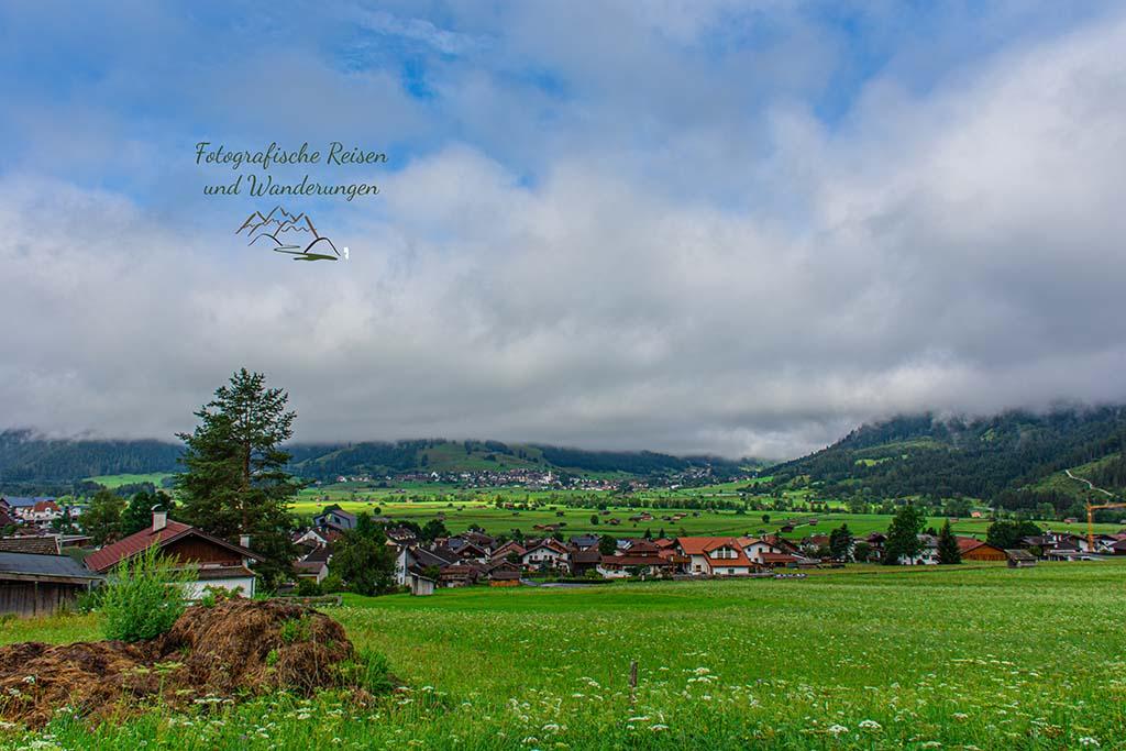 Start in Ehrwald auf dem Plattenweg - Finale am Eibsee