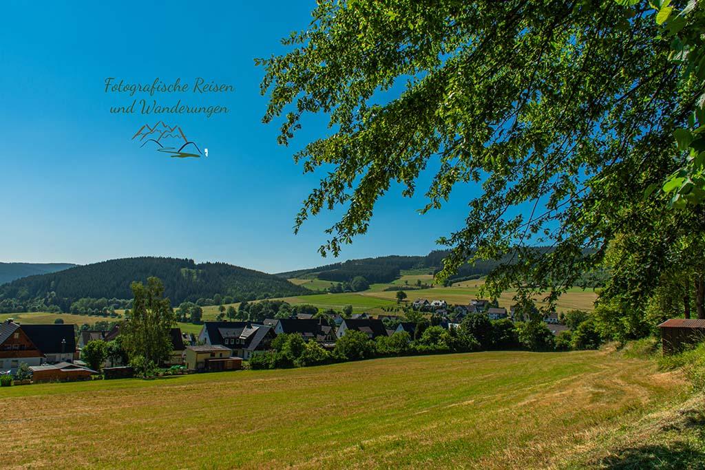 Wandern im Siegerland