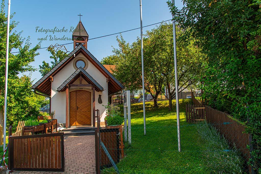 Kapelle in Caan