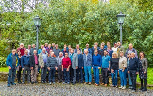 Treffen mit den Wegepaten in Nettersheim