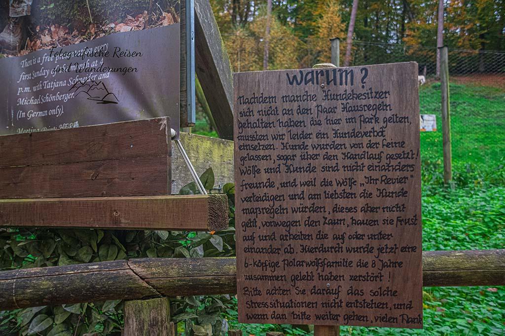 Wolfpark Werner Freund