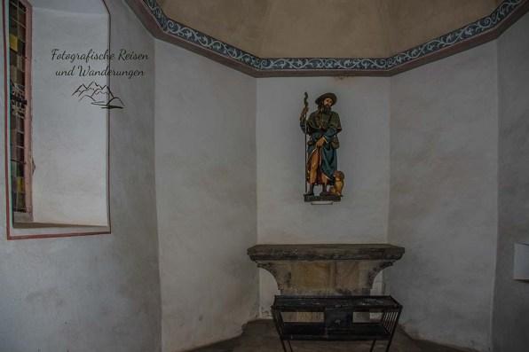 Rochuskapelle im Wahnbachtal
