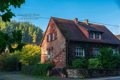 Altes Haus in Honzrath - 1000 Freizeittipps Saarland