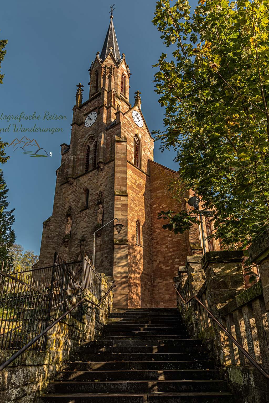 Katholische Pfarrkirche St. Johannes und Paulus