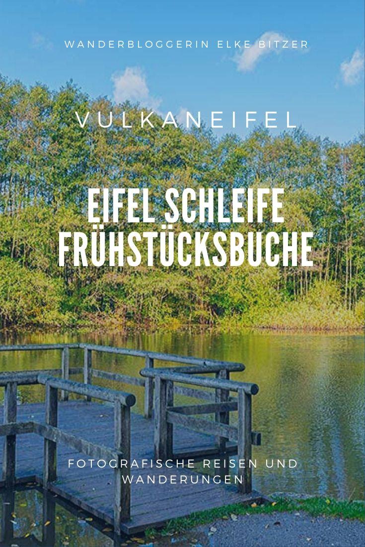Eifel Schleife Frühstücksbuche