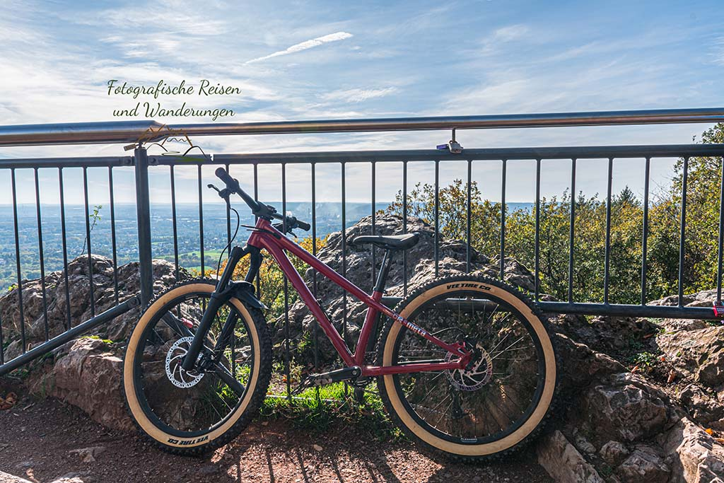 Das neue Bike eines künftigen Downhiller?
