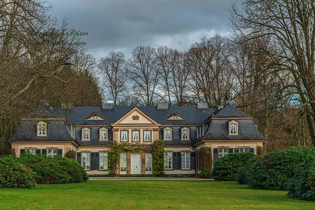 Herrenhaus an der Krüdersheide